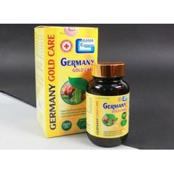 Liệu trình [ Combo] 2 Hộp GERMANY GOLD CARE - Hỗ trợ điều trị tiểu đường mỡ máu huyết áp