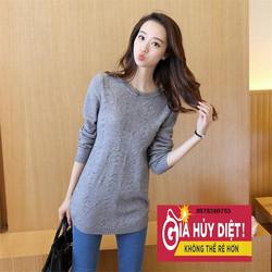 áo len thời trang phong cách trẻ