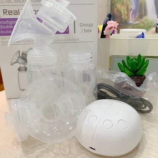 Máy vắt sữa bằng điện Real Bubee - Máy vắt sữa - Máy vắt sữa bằng điện thumbnail