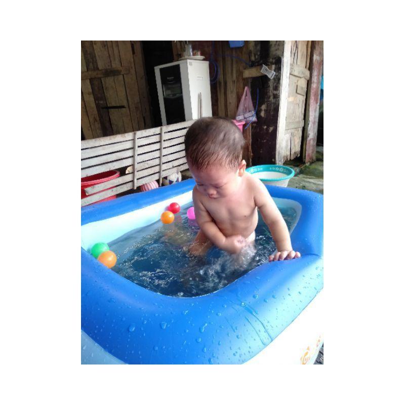 BỂ PHAO BƠI HÌNH CHỮ NHẬT 1,2 M – BBCN