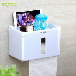 Hộp đựng giấy vệ sinh ecoco đa năng