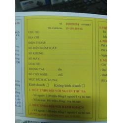 Bảo hiểm TNDS ô tô 5 chỗ KKD