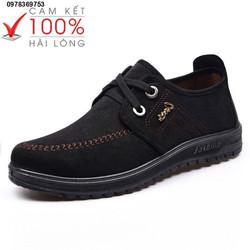 Giày Sneaker Thời Trang Nam Lịch Lãm