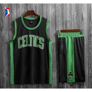 Bộ Quần Áo Bóng Rổ Boston Celtics Mẫu 2020 - Quần Áo Bóng Rổ Boston Celtics thumbnail