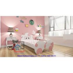 Giường trẻ em hình con bò