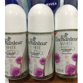 Lăn Enchanteur Khử Mùi Trắng Da White Sensation 50ml - 2852-0