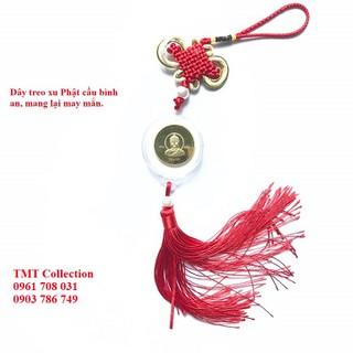 Dây như ý xu hình Phật Nepal may mắn, bình an, tặng kèm túi gấm - TMT Collection - SP001052 - SP001052 thumbnail