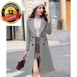 Áo Khoác Áo dạ Nữ Thời Trang Phong cách