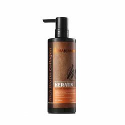 Kem ủ-hấp tóc siêu phục hồi Keratin  - Collagen Marsaroni Cream 500ml
