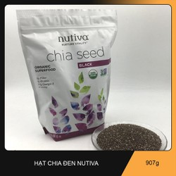 907Gr Chia Nutiva Organic Xách Tay Mỹ