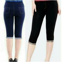 Quần legging ngố giả jeans nữ (sỉ và lẻ)