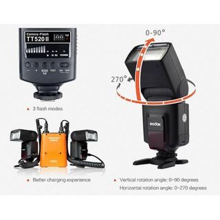 Đèn Flash Chụp Ảnh hỗ trợ tất cả đời máy DSRL [ĐƯỢC KIỂM HÀNG] 29736061 - 29736061 thumbnail