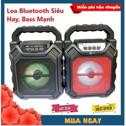[ Free Ship ] Loa Bluetooth xách tay di động YD668 - Có LED đổi màu