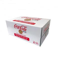 Thùng 24 Lon Nước ngọt có ga Coca-Cola Plus lon ( 330ml x24)