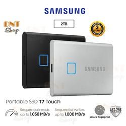 Ổ cứng di động SSD Portable Samsung T7 Touch 2TB - USB 3.2 Gen 2 (MU-PC2T0)