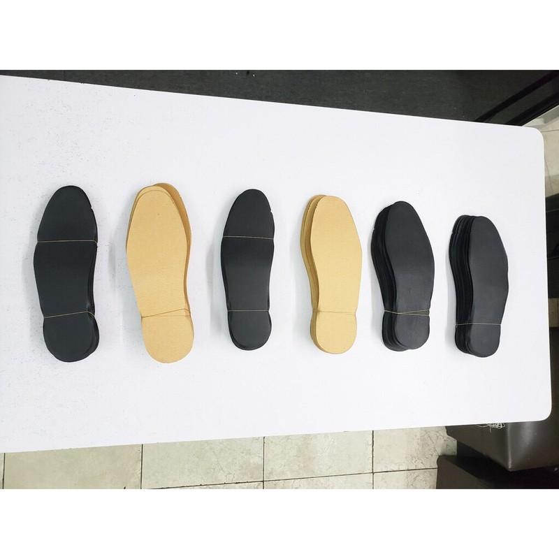 Lót Giày Nam Nữ Mặt Da PU Size 38-44 - L01-Den 13