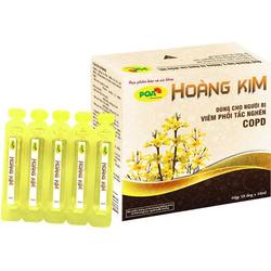 PQA Hoàng Kim dùng cho người COPD