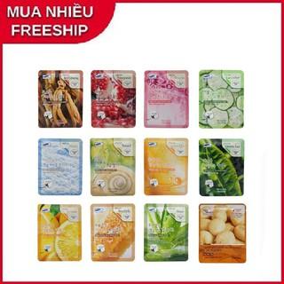 Mặt Nạ Dưỡng Da 3W Clinic Fresh Mask Sheet 23ml Hàn Quốc - MN3452 thumbnail