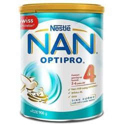 Sữa bột Nan 4 optipro 900g