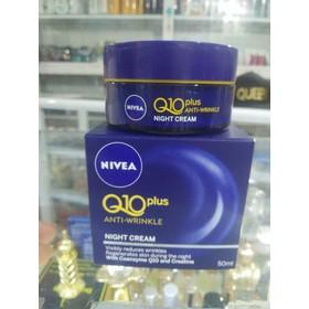 Kem Nivea Q10 Plus Ban đêm chính hãng - 23n-0