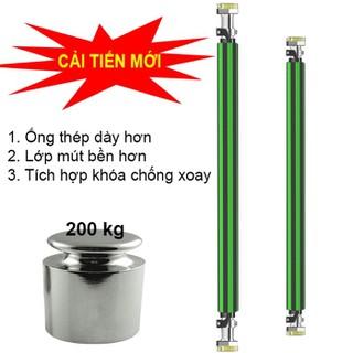 xà đơn gắn cửa chống xoay loại tốt 60cm x 100cm SIÊU KHUYẾN MẠI - xadonchongxoay thumbnail