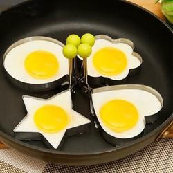 khuôn chiên trứng làm bánh bằng chảo chống dính