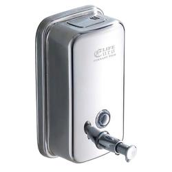 Bình xịt nước rửa tay Inox SUS 304 treo tường Eurolife EL-X26 (Trắng bạc)