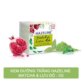Kem Nén Dưỡng Trắng Da Hazeline Matcha & Lựu Đỏ 3g - kemhazeline-0