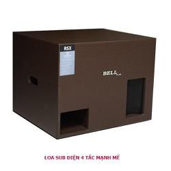 Loa Sub điện 4 tấc LS 1200 Siêu trầm