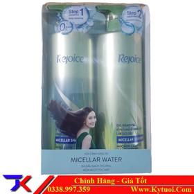 Bộ dầu gội & xả Rejoice Micellar làm sạch dầu, nhẹ bồng bềnh 480ml - ku45245633123