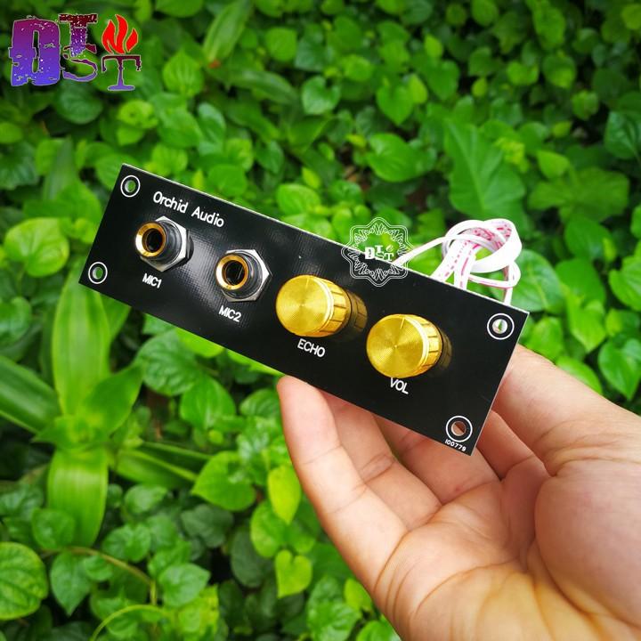 Bo vang karaoke PT2399 + NE5532 12V DC đầy đủ phụ kiện