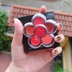Son hoa SAMI 6 màu siêu Hot - son Handmade