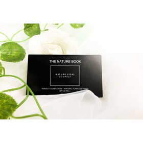 Phấn phủ The Nature Book Nature Vital Compact 13g - THE NATURE BOOK