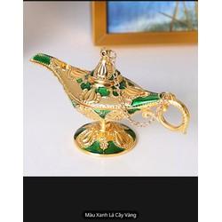 Đèn than aladin vật phẩm phong thủy từ thời xa xưa rất mai mắn vạn sự như ý