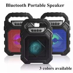 [ Free Ship ] Loa Bluetooth xách tay di động YD668 - Đèn LED đổi màu