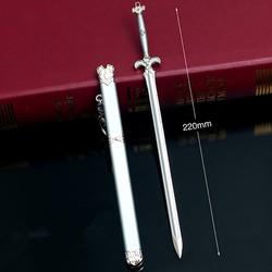 Mô hình kiếm Sóc Nguyệt mini 22cm - MA ĐẠO TỔ SƯ - PROJECT X SIÊU LẠ