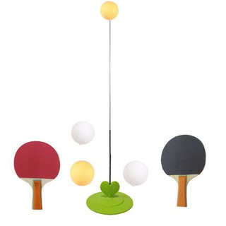Bộ bóng bàn phản xạ lắc lư rèn luyện thể lực tốt, tập khả năng phản xạ - Bộ bóng bàn phản xạ lắc lư rèn luyện thể lực thumbnail