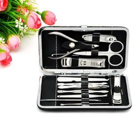 Bộ dụng cụ chăm sóc móng Full phụ kiện - Bộ dụng cụ chăm sóc móng12 món