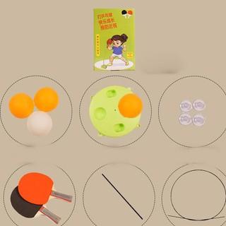 Bộ bóng bàn đồ chơi rèn luyện phản xạ cho bé - BÓNG BÀN- BÓNG - BÀN - PHẢN - XẠ - BÓNG BÀN- BÓNG - BÀN - PHẢN - XẠ thumbnail