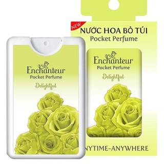 Nước hoa bỏ túi Enchanteur 18ml mẫu mới 250 lần sử dụng - Enchanteur 18ml thumbnail