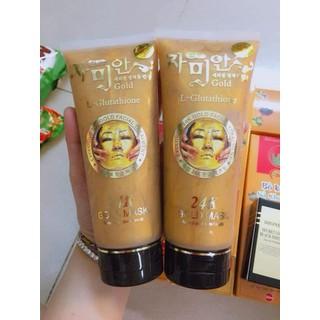 Gel lột dát vàng 24K L- Glutathione 24k gold mask - 817 thumbnail
