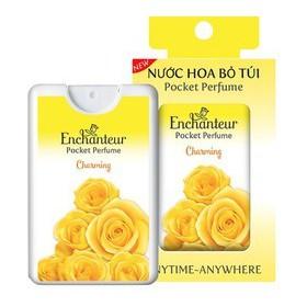 Nước Hoa Bỏ Túi Enchanteur 18Ml Mẫu Mới 250 Lần Sử Dụng - Enchanteur 18ml