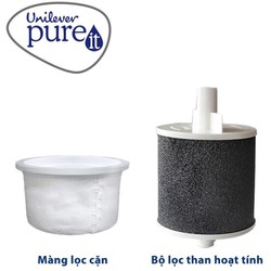 Bộ lọc than hoạt tính thay thế bình lọc nước Pureit