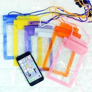 Túi chống nước cho điện thoại nhiều màu - túi chống nước thumbnail