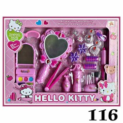Hộp đồ chơi trang điểm đầy đủ phụ kiện cho bé