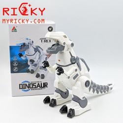 Robot khủng long T-REX Đèn + Nhạc vui nhộn