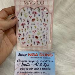 Sticker Trang Trí Móng Tay Chân