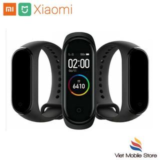 Vòng Đeo Tay Thông Minh Xiaomi Mi Band 4 Theo Dõi Sức Khỏe Full Tiếng Việt - Hàng chính hãng xiaomi - Xiaomi Band 4 thumbnail