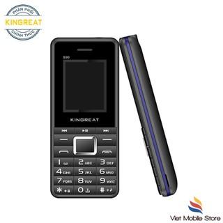 Điện thoại KINGREAT S90 Pin trâu 3200mah - phím lớn - Bảo Hành 1 đổi 1 365 ngày - KINGREAT S90 thumbnail