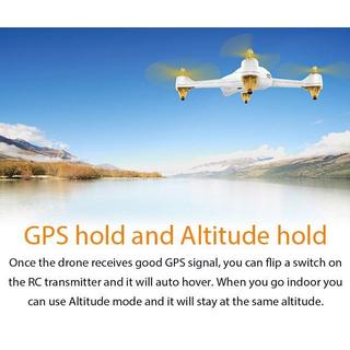 Máy Bay Flycam Hubsan H501S - GPS - MBFLC53637 thumbnail